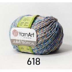 JEANS TROPICAL YarnArt 618