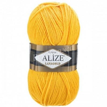 LANAGOLD CLASSIC Alize 216 (Желтый)