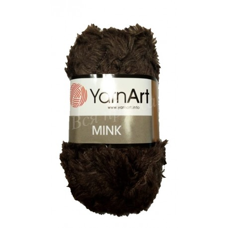 MINK YarnArt 333 (Коричневый)