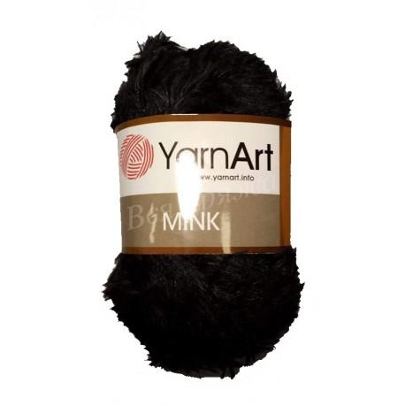 MINK YarnArt 336 (Темно-серый)