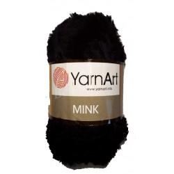 MINK YarnArt 346 (Черный)