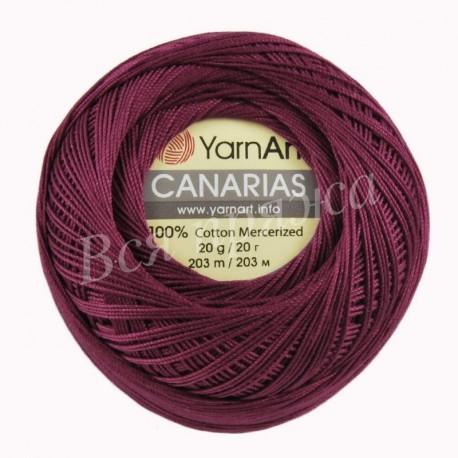 CANARIAS YarnArt 0112 (Бордо)