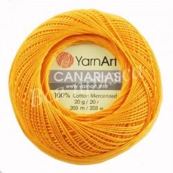 CANARIAS YarnArt 5307 (Темно-желтый)