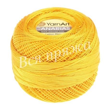 CANARIAS YarnArt 6347 (Желтый)