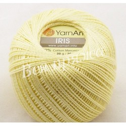 IRIS YarnArt 912 (Светло-желтый)
