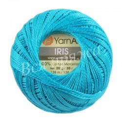 IRIS YarnArt 923 (Бирюза)