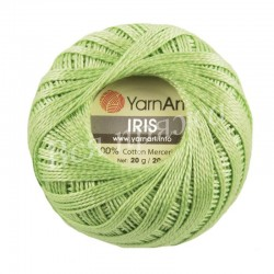 IRIS YarnArt 927 (Салатовый)