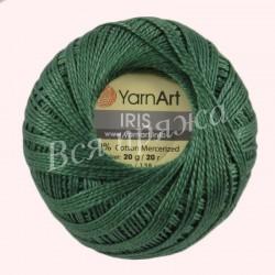 IRIS YarnArt 928 (Зеленый)