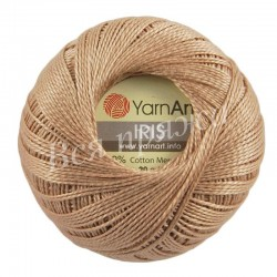 IRIS YarnArt 930 (Темный беж)