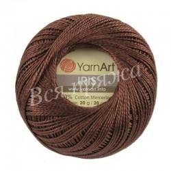 IRIS YarnArt 932 (Коричневый)