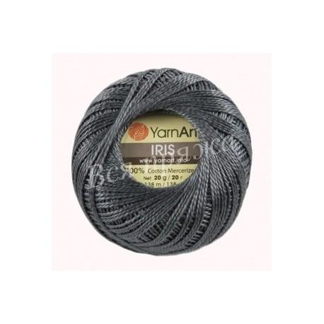 IRIS YarnArt 934 (Темно-серый)