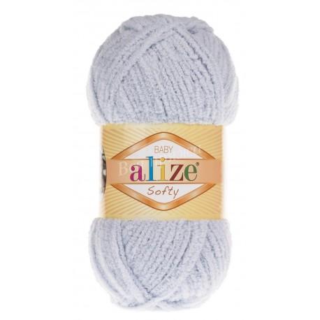SOFTY Alize 416 (Светло-серый)