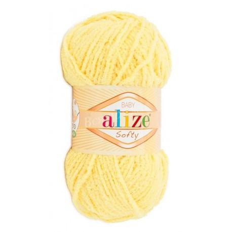 SOFTY Alize 187 (Лимонный)