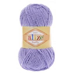 SOFTY Alize 158 (Лиловый)