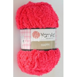 HAPPY YarnArt 775 (Темно-розовый)