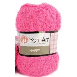 HAPPY YarnArt 789 (Розовый)