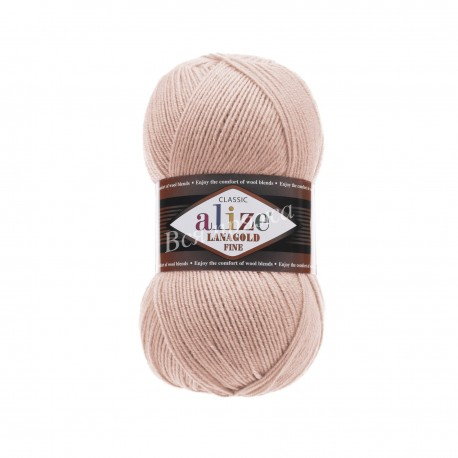 LANAGOLD FINE Alize 161 (Пудра)