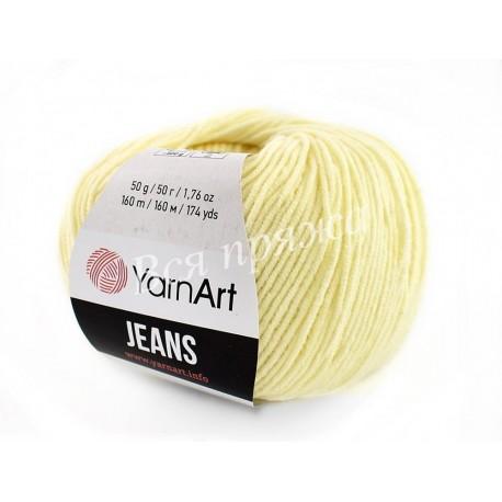 JEANS YarnArt 86 (Шампань)