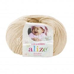 BABY WOOL Alize 310 (Медовый)