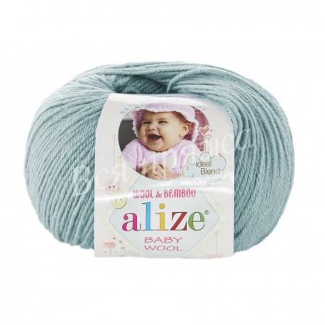 BABY WOOL Alize 114 (Мята)