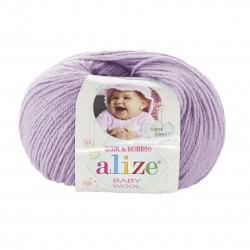 BABY WOOL Alize 146 (Лиловый)