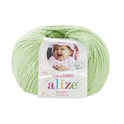 BABY WOOL Alize 41 (Ментол)