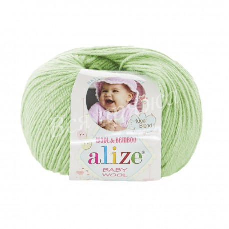 BABY WOOL Alize 41 (Ментол)