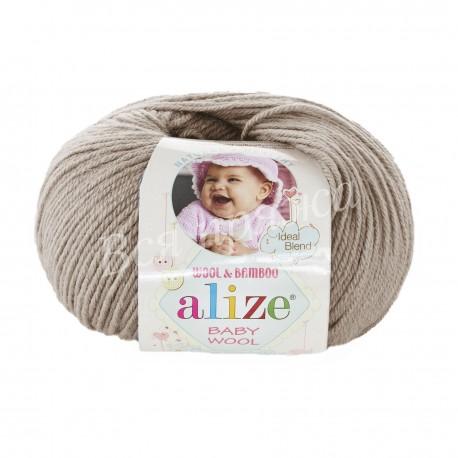 BABY WOOL Alize 167 (Беж)