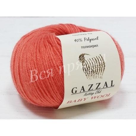 BABY WOOL Gazzal 819 (Коралл)