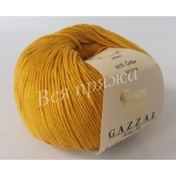 BABY COTTON Gazzal 3447 (Горчица)