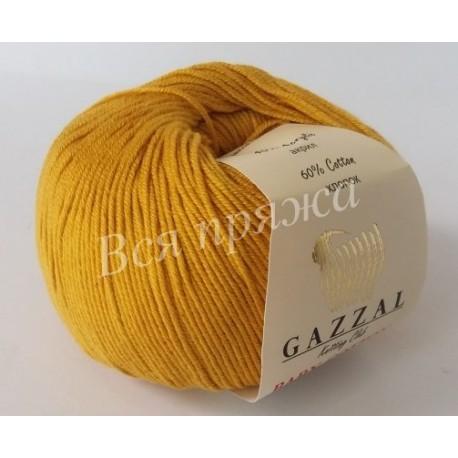 BABY COTTON Gazzal 3447 (Горчица)
