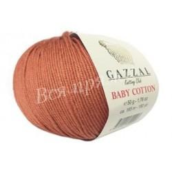 BABY COTTON Gazzal 3454 (Терракот)