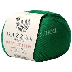 BABY COTTON Gazzal 3456 (Зеленый)