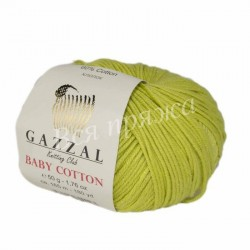 BABY COTTON Gazzal 3457 (Оливка)