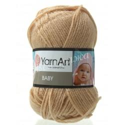 BABY YarnArt 805 (Беж)