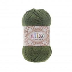 FOREVER Alize 35 (Зеленый)
