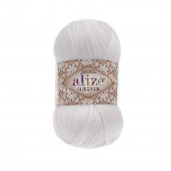 FOREVER Alize 55 (Белый)
