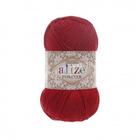 FOREVER Alize 106 (Красный)