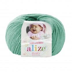 BABY WOOL Alize 610 (Изумруд)