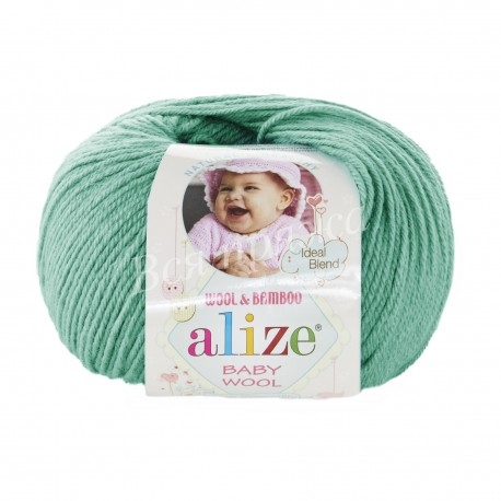 BABY WOOL Alize 610 (Изумруд)