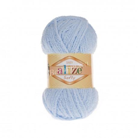 SOFTY Alize 183 (Светло-голубой)