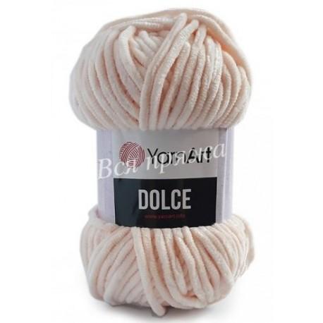 DOLCE YarnArt 779 (Светлый персик)