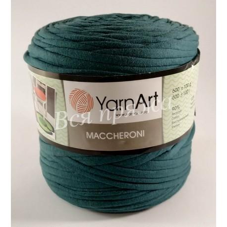 MACCHERONI YarnArt 07 (Темно-зеленый)