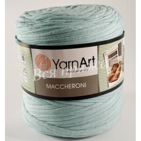 MACCHERONI YarnArt 06 (Светлая бирюза)