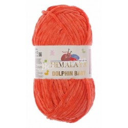 DOLPHIN BABY Himalaya 80312 (Темный коралл)