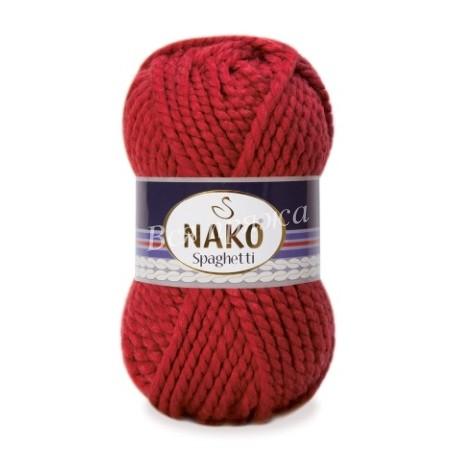 SPAGHETTI Nako 01175 (Темно-красный)