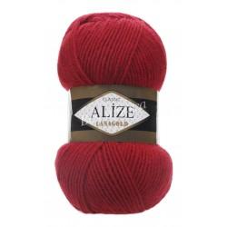 LANAGOLD CLASSIC Alize 56 (Красный)