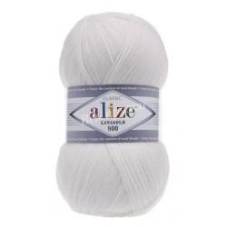 LANAGOLD 800 Alize 55 (Белый)