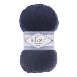 LANAGOLD 800 Alize 58 (Темно-синий)