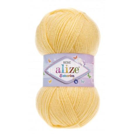 SEKERIM BEBE Alize 187 (Светло-желтый)